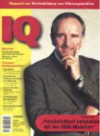 Qualifikation als Coach im IQ Magazin
