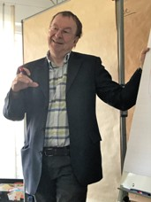 Hans-Georg Huber: Trainer unserer Führungsseminare